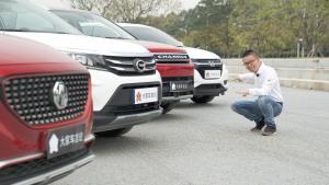十万预算买SUV,首选自主车还是合资车?