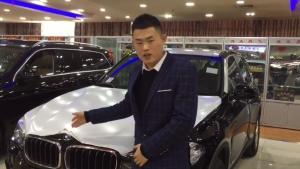 宝马X5在中国来讲特别受欢迎不仅是品牌效应还有专长