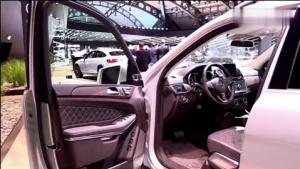 2018款奔驰GLS500细节实拍,外形霸气!