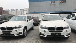 18款宝马X5基本型天津港目前什么价格