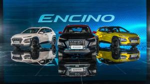 合资SUV新物种?现代Encino强悍登场,剑指本田XR-V