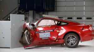 美国肌肉车碰撞测试(二)