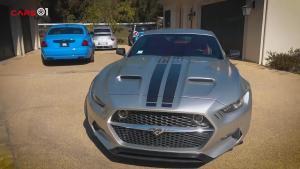 土豪哥带你体验全世界只有两台的Mustang