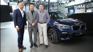 原汁原味 三大咖联合评测全新国产BMW X3