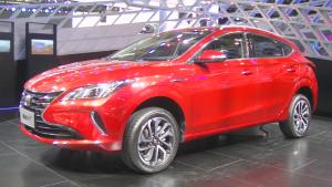 智慧SUV长安新CS75上市 领衔四款新品北京车展发布