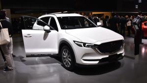 马自达国产CX-8将于北京车展首发,沃尔沃V90 CC上市