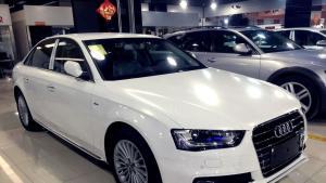 好消息:新款奥迪A4L降价高达7万,为销量也是拼了