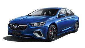 平民的GTR,别克全新君威GS高配置高性能,宝马3系都