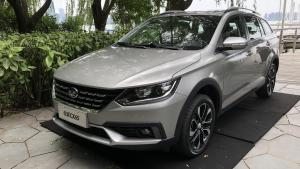 花4/1的钱买奥迪A4可能么?天津一汽骏派CX65仅6.89万