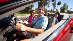 夏季开车注意