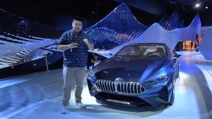 科技和未来的预测,抢先看宝马8系与X7概念车
