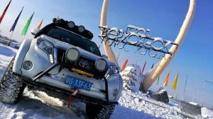 冰冻热播中 俄罗斯冰上丝绸之路极地穿越日记精彩短片