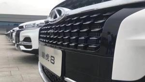 瑞虎8完成首批交车,奇瑞下半年还将推出多款新产品