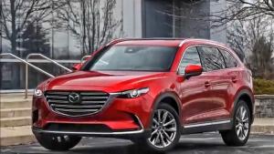 颜值超高尺寸比大众途昂还长 2019款马自达CX-9