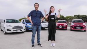 57梦想街:台湾小车大比拼 噪音测试正式上线
