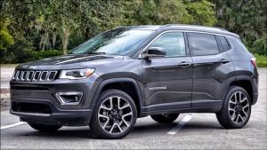 2019款Jeep指南者海外亮相 或复产2.0排量车型