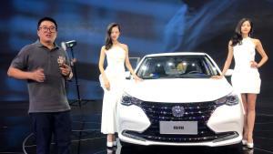 第三代长安悦翔亮相重庆车展 配置升级或成为国民家轿