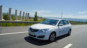 北京现代新伊兰特EV推介会成都举行 11万元续航300KM