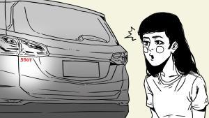 汽车车尾的数字标识,都有哪些厂家的小心机?