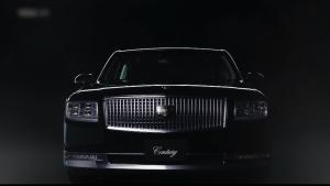 丰田发布全新的Century旗舰房车,必须要请司机才行!