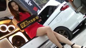 第十七届深圳国际汽车改装服务业展览会音响展馆精彩