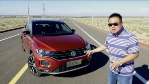 【大拿评车】一汽大众首款SUV探歌,出身MQB平台