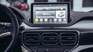 第二代海马S5 Moofun智能互联系统体验