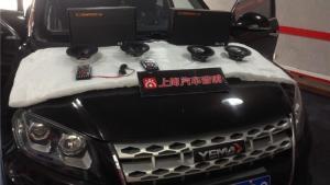 西安上尚野马T70汽车音响改装美国卡顿 汽车隔音降噪