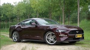 小奇试车丨售价不到40万元的福特Mustang 是否值得买