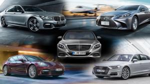 Benchmarker推荐榜丨最值得购买的百万级豪华大型轿车