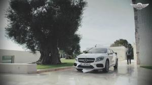 梅赛德斯AMG GLA 45 4MATIC 2017