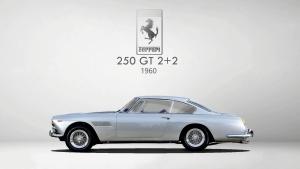 史上最全的法拉利车型,你认识几款?