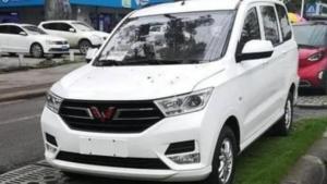2019款全新五菱宏光S将上市 预计起售价4.2万元
