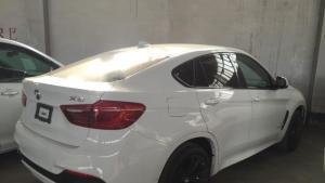 18款宝马X6加版顶配现车到港实测体验