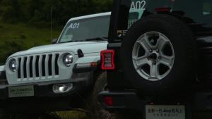 70年后,全新Jeep牧马人还是硬汉一条丨小试壹把