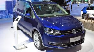 进口大众夏朗畅享版车型上市 售价27.88万元起