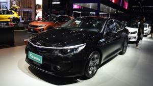 东风悦达起亚K5PHEV上市 指导价18.98万起售