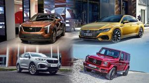最美的大众轿车?八月这些新车都重磅车型!