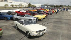 第 10000000 台福特 Mustang 下线!