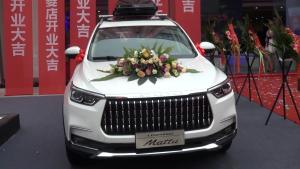 猎豹汽车重塑市场格局 重庆聚菱猎豹4S店开业启航