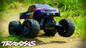 Traxxas | 土丘跳跃!Stampede VXL