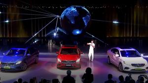 全新帝豪GSe电动汽车,15万公里的质保,350公里续航