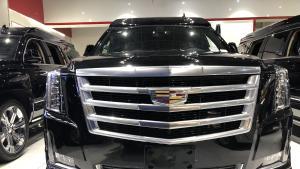 凯迪拉克总统一号多少钱加长SUV配置解 美规总统一号