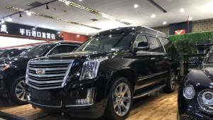 2018款凯迪拉克总统一号土豪专属车型的配置天津报价