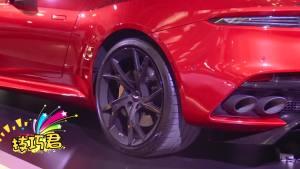 2019款阿斯顿马丁DBS 再次登上超级跑车王座