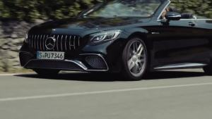 奔驰AMG S65最终版发布,6.0L V12动力S级轿车上成绝唱