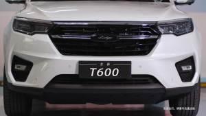 9万起自动挡大空间的众泰T600能否赢得您的喜爱?