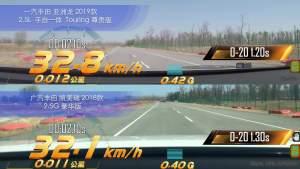 【真心话大冒险】亚洲龙凯美瑞加速对比