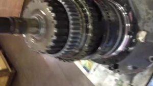 奔驰350波箱维修:耸车、顿挫现象