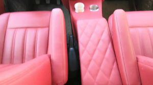 改个车:福特全顺内饰改装案例,带你见识多功能商务车的内饰配置
